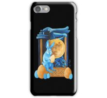 Lunar Rabbits and Hares iPhone Case/Skin