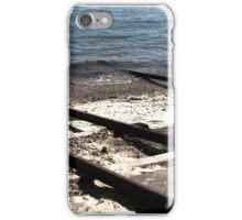 Train Tracks | Greenwich Baths iPhone Case/Skin