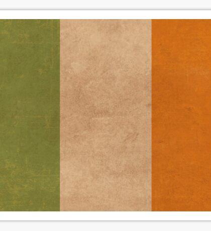 Irish flag | Globetrotter Sticker