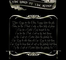 The Lord of the Rings by augustinet