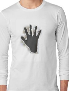 Handprint Long Sleeve T-Shirt