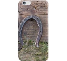 horseshoe iPhone Case/Skin