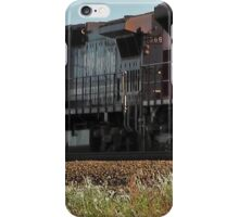Iron Ore Train-The Pilbara iPhone Case/Skin