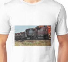 Iron Ore Train-The Pilbara Unisex T-Shirt