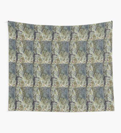 Stone Hard Wall Tapestry