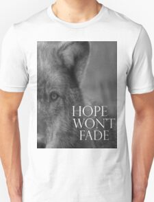 Hope Wolf T-Shirt