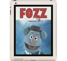 Fozz by Steven Spielberg iPad Case/Skin