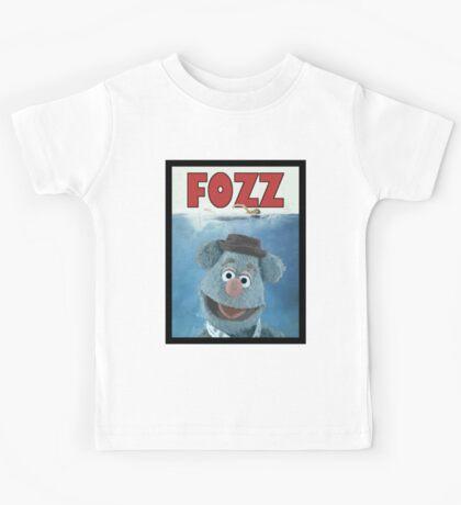 Fozz by Steven Spielberg Kids Tee