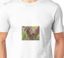 Squirrel in a tree Unisex T-Shirt