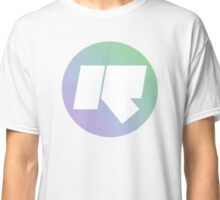 Rinse FM // High Quality // Lilac + Mint Green Classic T-Shirt