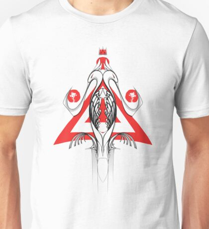 Sword of life - the wind Unisex T-Shirt