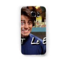 Matt LeBlanc Friends TV Show Samsung Galaxy Case/Skin