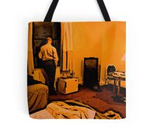 Lonesome In New York Tote Bag