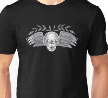 Cemetery Skull Unisex T-Shirt