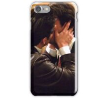Friends TV Show Chandler Joey iPhone Case/Skin