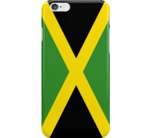 Jamaican Flag - Jamaica T-Shirt iPhone Case/Skin