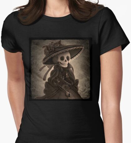 Mother Catrina Womens Fitted T-Shirt