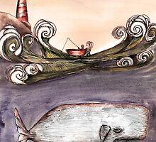 Humpback by Jenny Wood