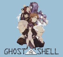 Ghost in the Shell One Piece - Short Sleeve