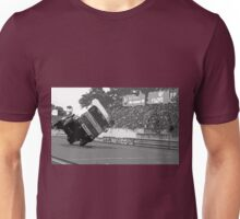 "Unique and rare 1980 Race Trucks France 9 (n&b) (t) "" fawn paint Picasso ! Olao-Olavia by Okaio Créations Unisex T-Shirt"