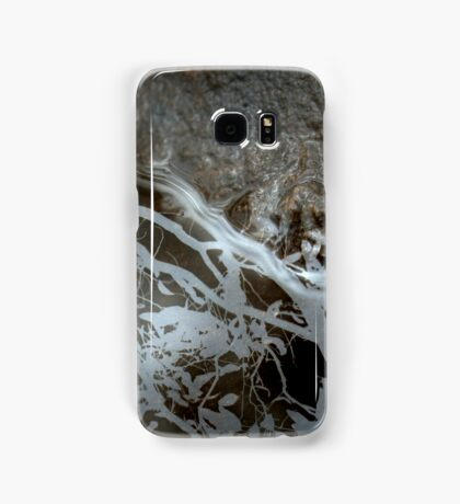 Reflections In A Rockpool Samsung Galaxy Case/Skin