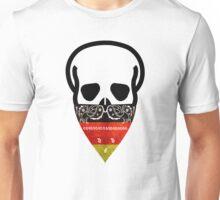 German Skull Gangster Unisex T-Shirt