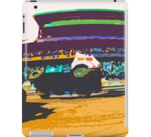"""Unique and rare 1980 Race Trucks France 11 (c) (t) """" fawn paint Picasso ! Olao-Olavia by Okaio Créations iPad Case/Skin"""