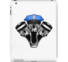 Cop and Convicts iPad Case/Skin