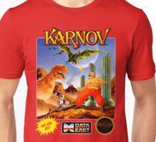 Karnov - NES Box Art Unisex T-Shirt