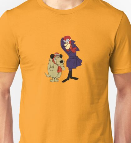 Wacky Races - Dick Dastardly and Muttley Unisex T-Shirt