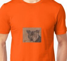 Max the Staffordshire Bull Terrier Unisex T-Shirt