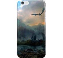 Dragon Mountain iPhone Case/Skin