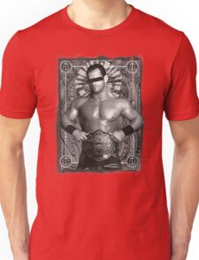 Chris Benoit Gone But Forgotten Tribute Unisex T-Shirt