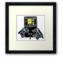 Nintendo Game Boy Framed Print