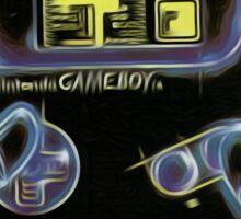 Nintendo Game Boy Sticker