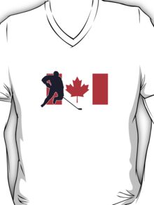Canadian Hockey T-Shirt - Canada T-Shirt