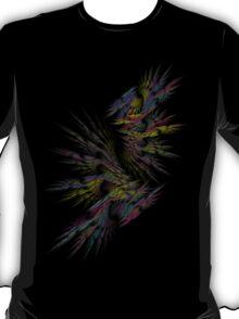 Raw Fractal  T-Shirt