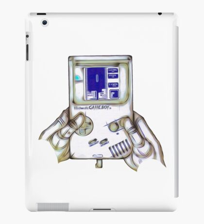 Nintendo Game Boy iPad Case/Skin