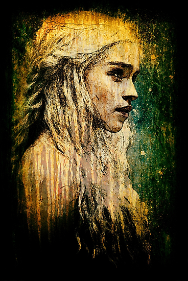 Daenerys by David Atkinson