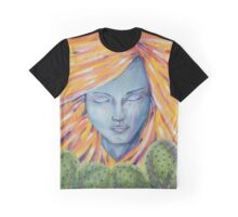 The Watcher (Lady of the Desert) Graphic T-Shirt