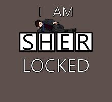 I am SHER-Locked  Unisex T-Shirt