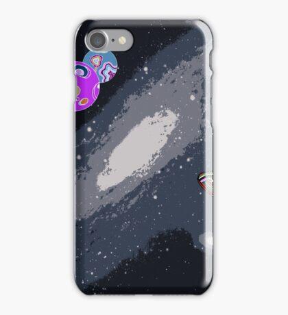 Lost In Space I iPhone Case/Skin