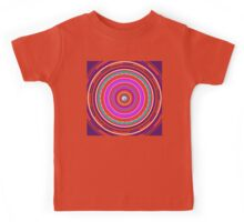 Psychedelic Tunnel Kids Tee