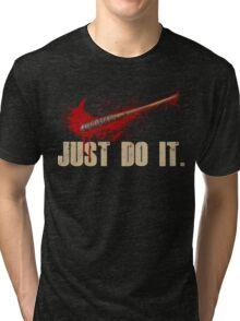 The Walking Dead - Just Do It  Tri-blend T-Shirt