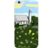 THE CHURCH iPhone Case/Skin