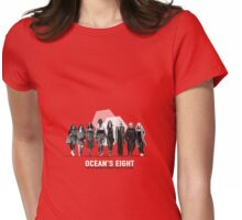 Ocean's Eight Womens Fitted T-Shirt