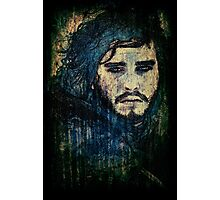 Jon Snow Photographic Print