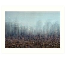Urbanity: Collingwood Art Print