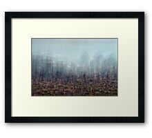 Urbanity: Collingwood Framed Print