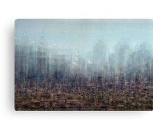 Urbanity: Collingwood Canvas Print